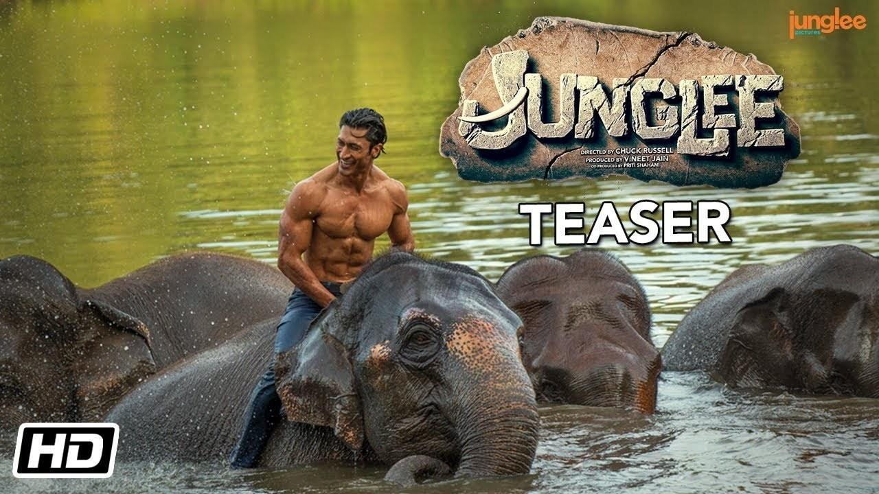 Watch: Vidyut Jammwal trains in Kalaripayattu and animal flow technique for 'Junglee'
