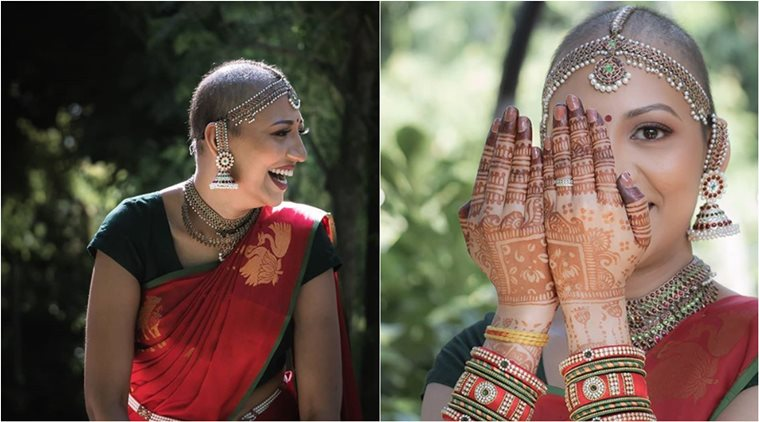 This viral bridal photoshoot of a cancer survivor that is an inspirational must-see