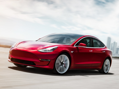 Tesla debuts Rs 24 lakh Model 3 electric sedan