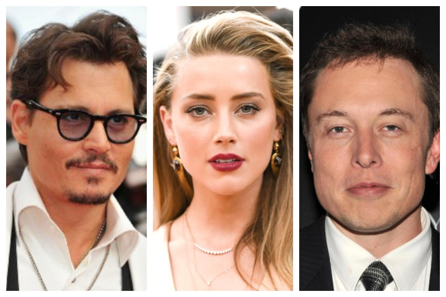 Depp in Defamation Lawsuit Against Heard: She Began Relationship With Elon Musk 1 Month into Marriage