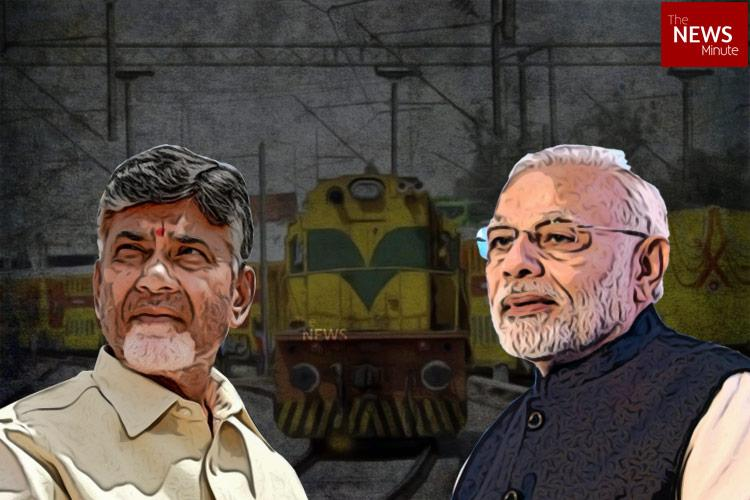 Bifurcation of Waltair division: Will Vizag railway zone granted by Centre help AP?