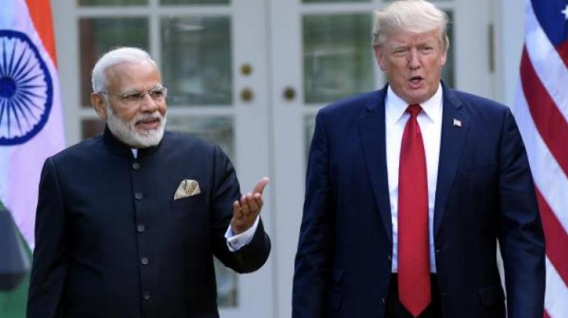 Donald Trump plans to end India