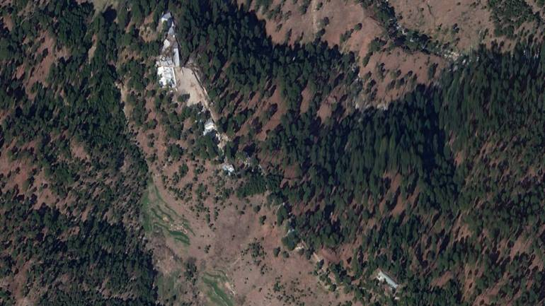 Reuters Says Satellite Images Show Madrassa Buildings Still Standing in Balakot