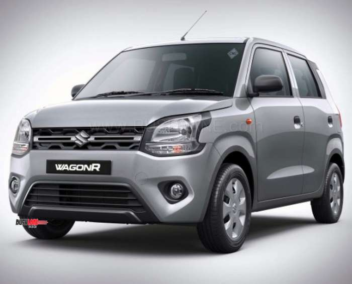 2019 Maruti WagonR CNG option launch name is WagonR S (Smart) – CNG