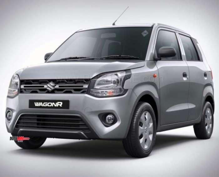 2019 Maruti WagonR CNG option launch name is WagonR S (Smart) – CNG