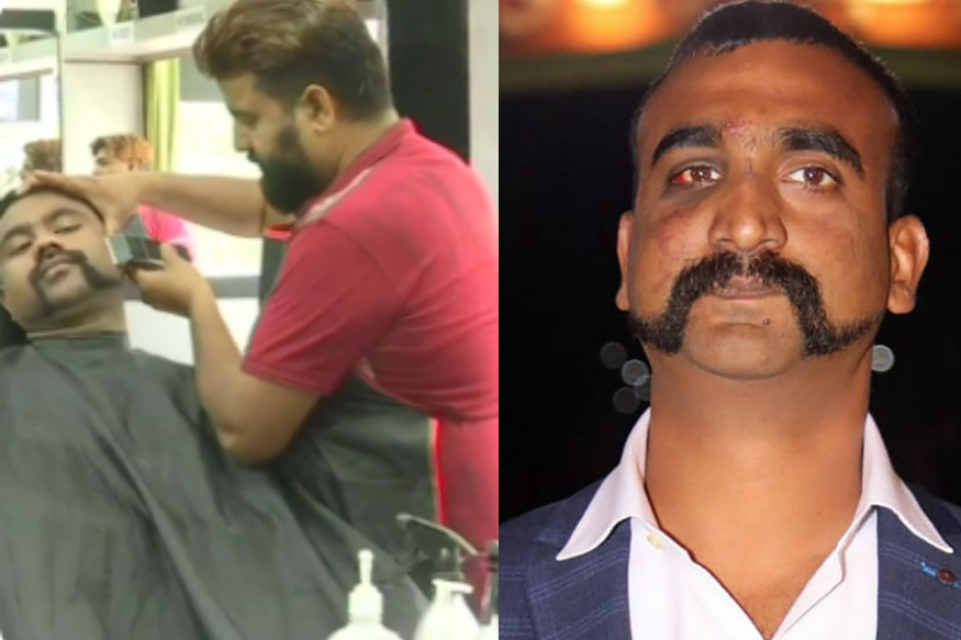 Bengaluru Hairdresser Gives 650 People Free 'Abhinandan Haircut,' Hopes to Instill Patriotism