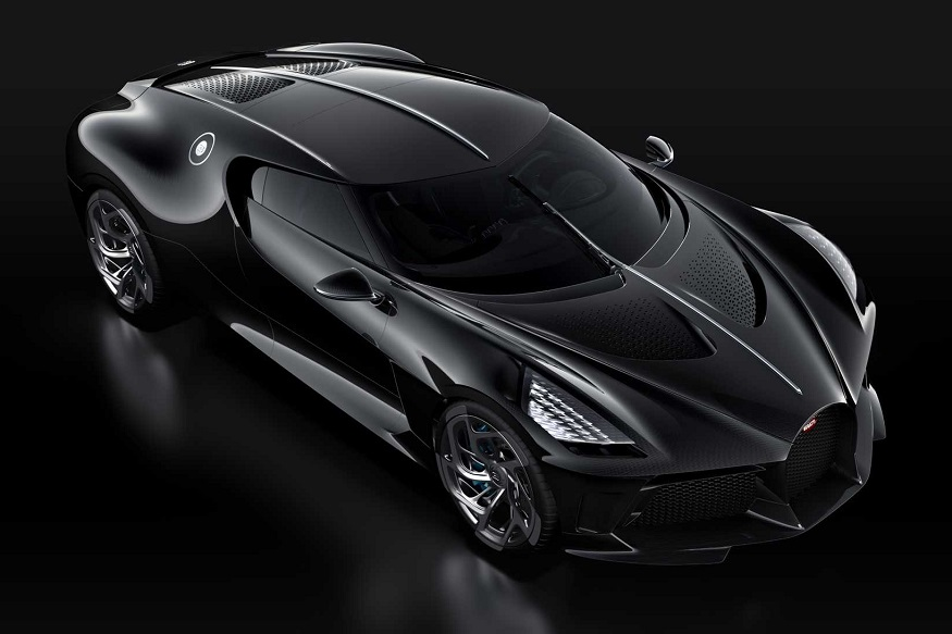 Priced at Rs 132 Crore, Bugatti La Voiture Noire is the World