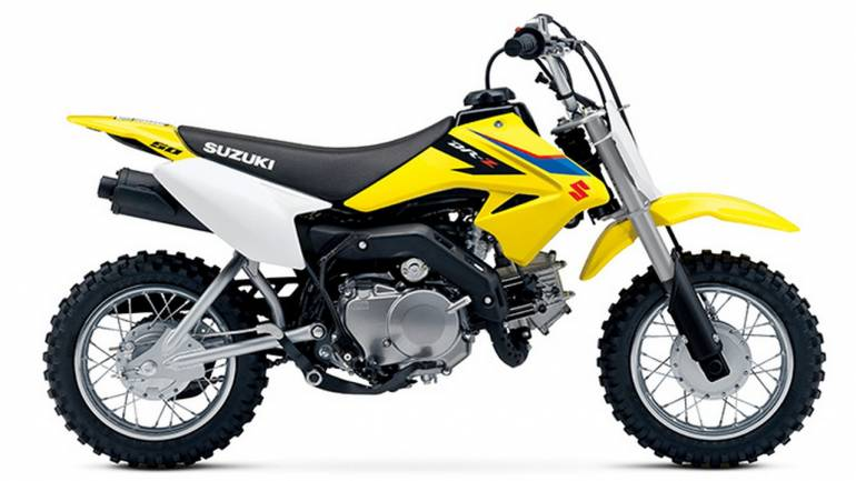 Suzuki launches DR-Z50 mini-bike: All you need to know about the motorcycle for kids