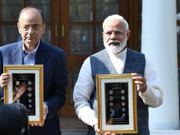 PM Modi unveils new series of visually impaired friendly Re 1, Rs 2, Rs 5, Rs 10, Rs 20 coins; details here