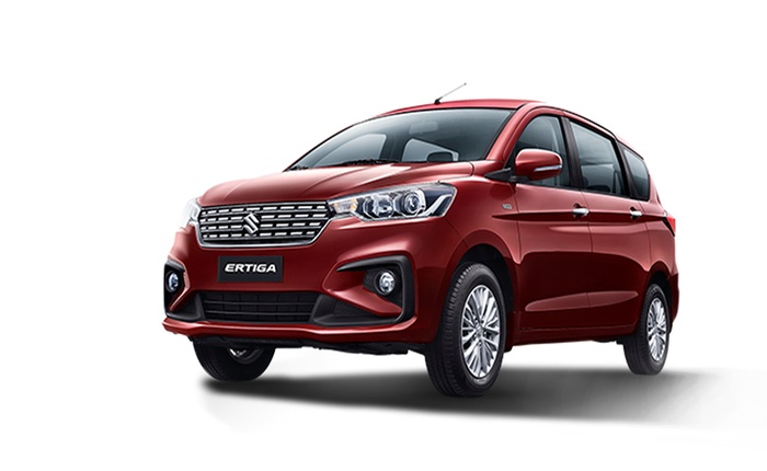 Maruti Suzuki Ertiga Base Variants Discontinued