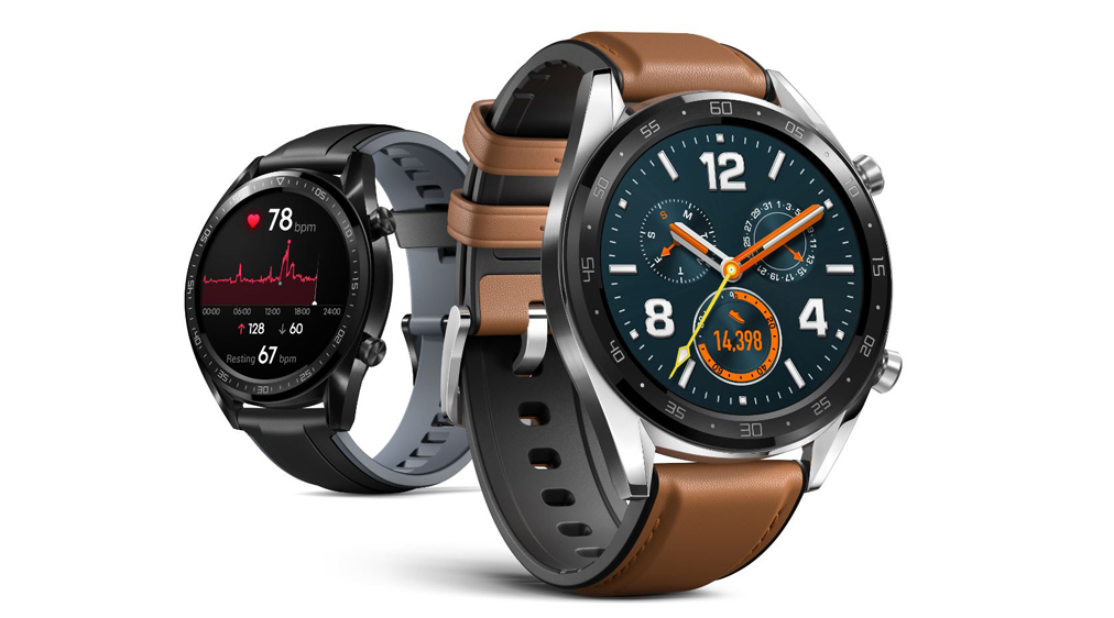 Huawei Watch GT With 2-Week Battery Life Launched in India, Band 3 Pro and Band 3e Debut as Well