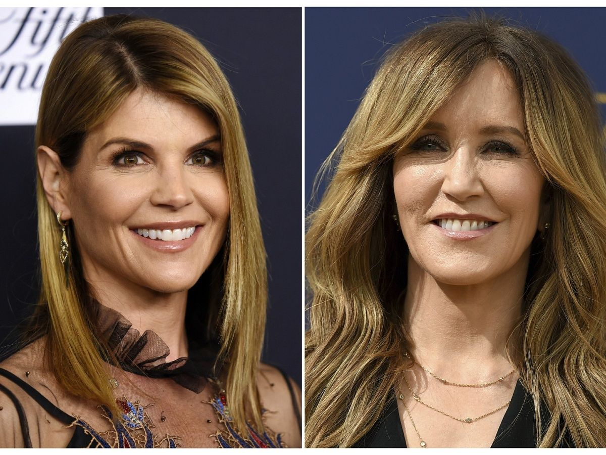Hollywood actresses, college administrators arrested in huge US college admissions scandal