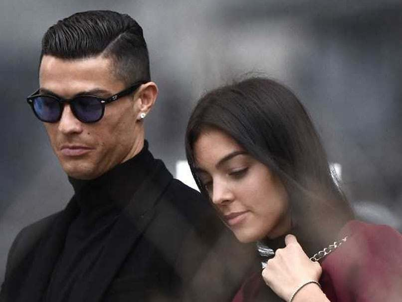 Cristiano Ronaldo Hat-Trick Makes Girlfriend Georgina Rodriguez Cry Tears Of Joy - Watch