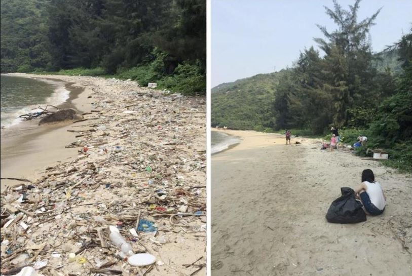The #Trashtag Challenge Is Making People Clean Up Beaches And Parks
