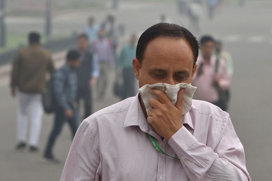 One of Your Grandparents Died Because of Air Pollution, You Probably Will Too
