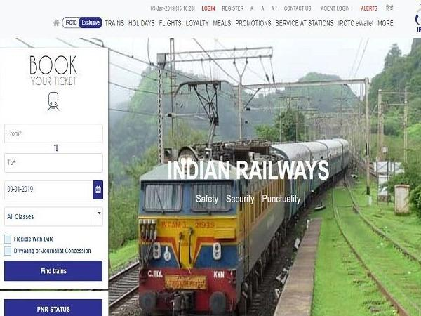 IRCTC e-ticket booking: THESE users won