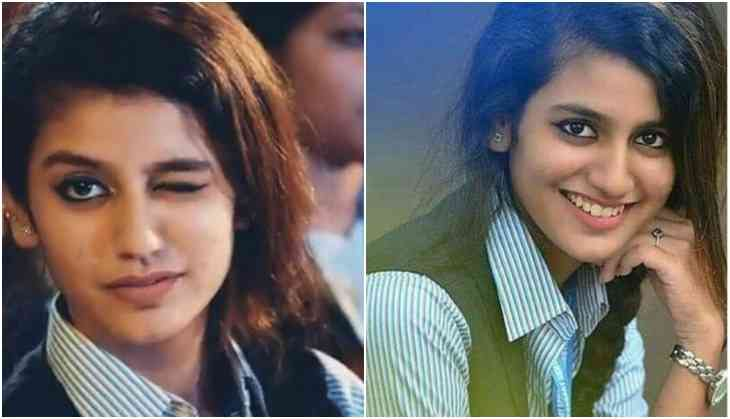 Internet sensation Priya Prakash Varrier's new look will leave you awestruck