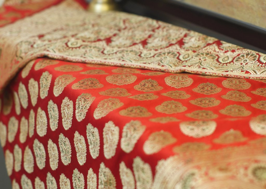 The Story of Banarasi Sarees