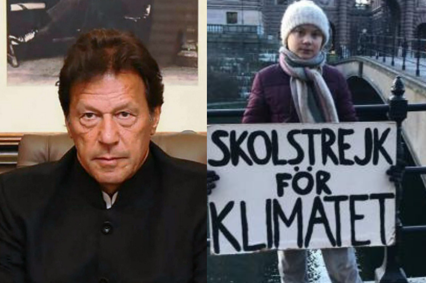 Not Imran Khan, Meet the 16-Year-Old Nominated For Nobel Peace Prize for Awareness About Climate Change