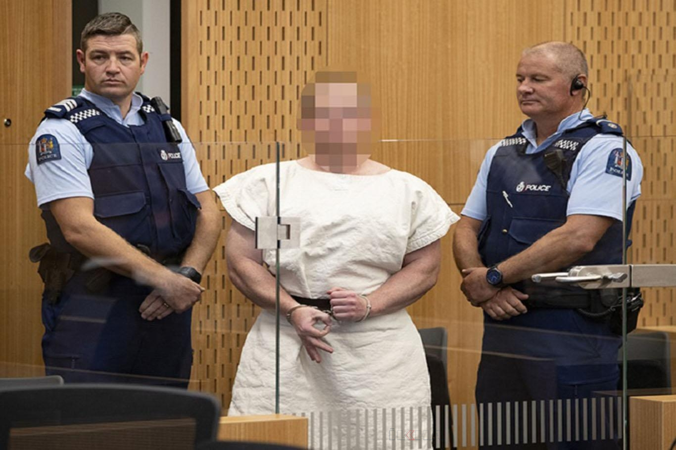 New Zealand Gunman