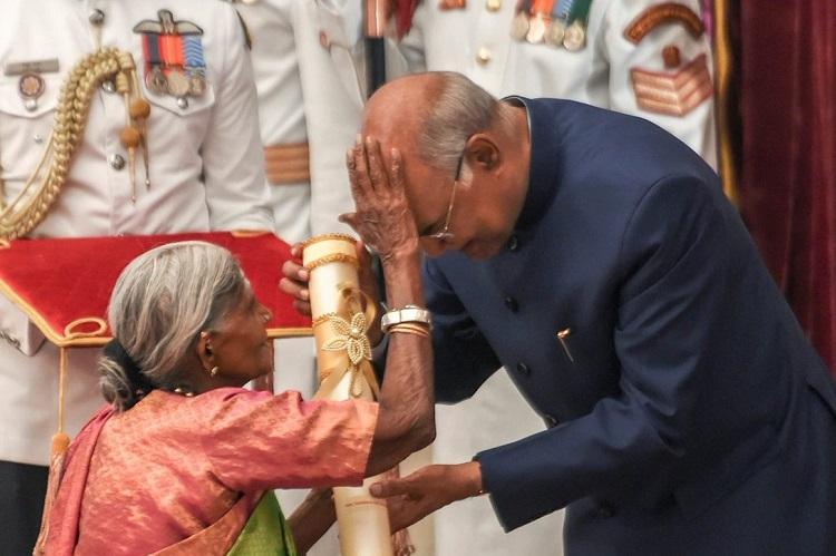 When Karnataka's Padma Shri winner S Thimmakka