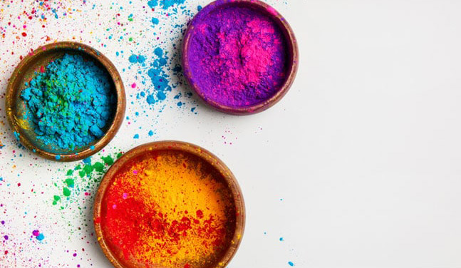 5 Holi Colours That Are Safe For The Vibrant Festival