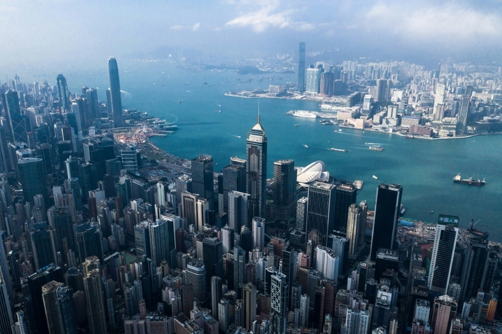 Hong Kong to build $79 billion artificial island