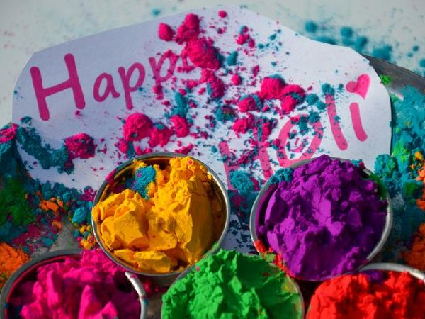 Holi between CBSE Board Examinations 2019: 5 precautions to take if you decide to play with colours