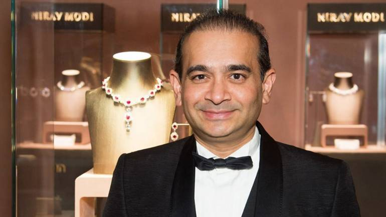 Fugitive jeweller Nirav Modi arrested in London on India's extradition request