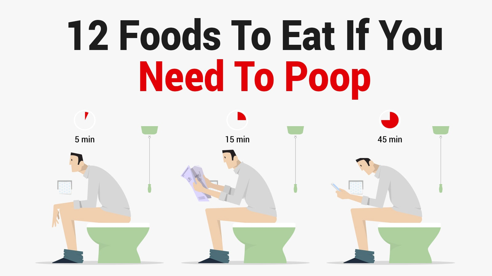 12 Foods To Eat If You Need To Poop