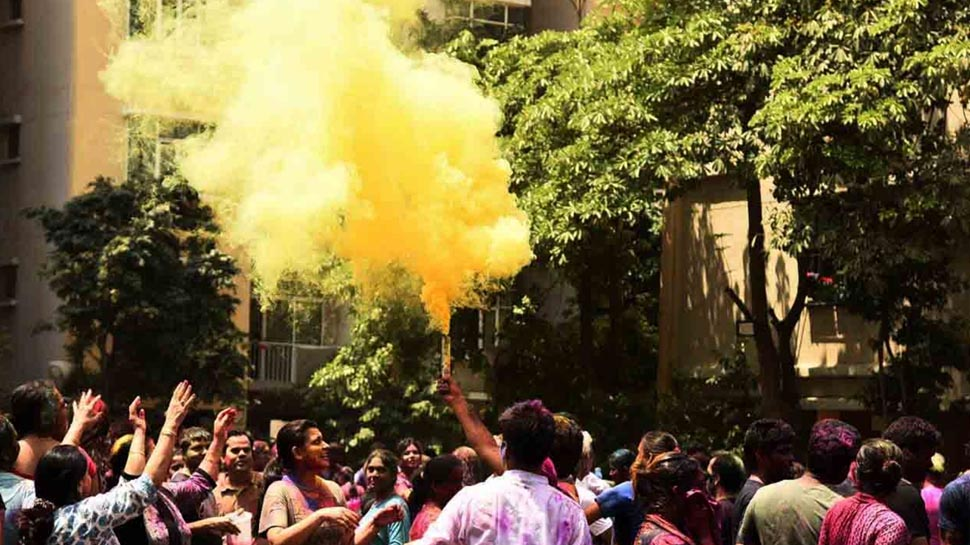 On Holi, Delhi Police receive over 4,000 calls of quarrel-related cases