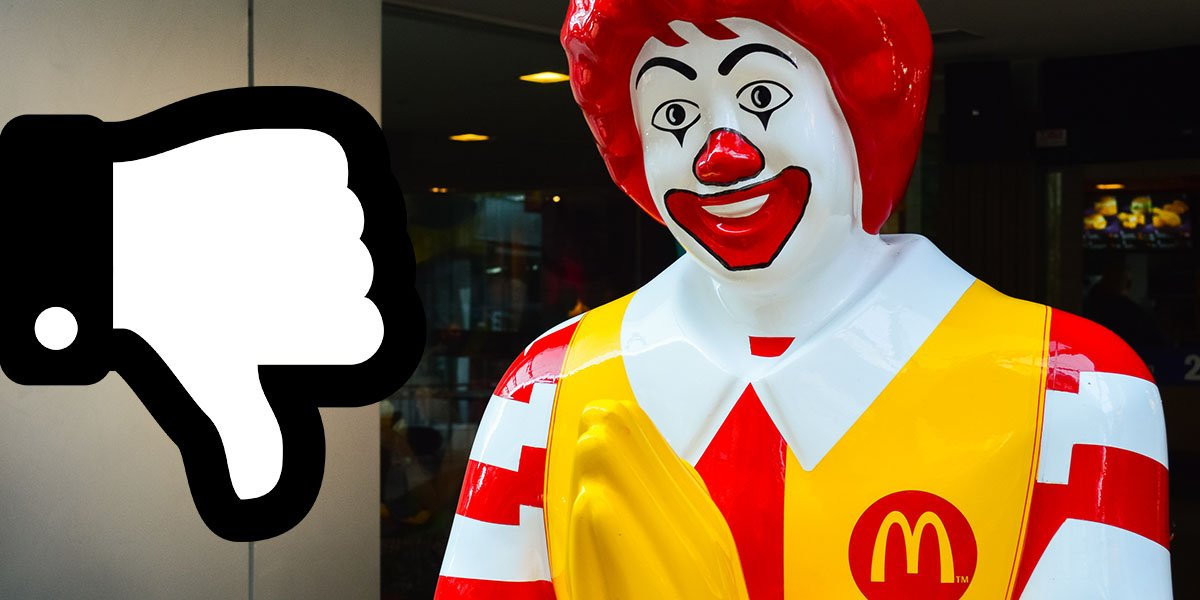 McDonald's Closes All Locations In Bolivia After Bolivian People Reject American Brand