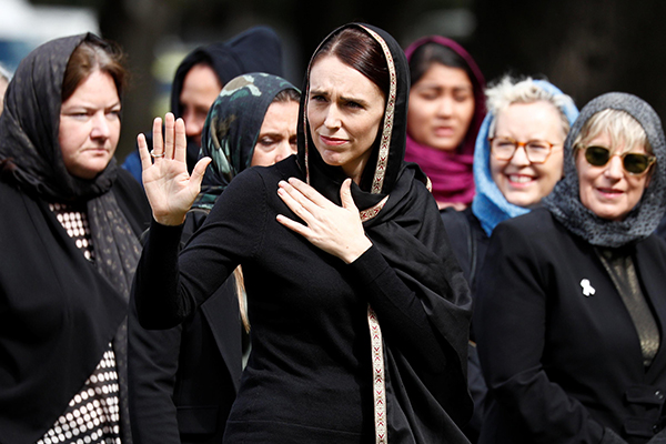 """Lesson For World Leaders"": Imam Thanks New Zealand PM After Prayers"