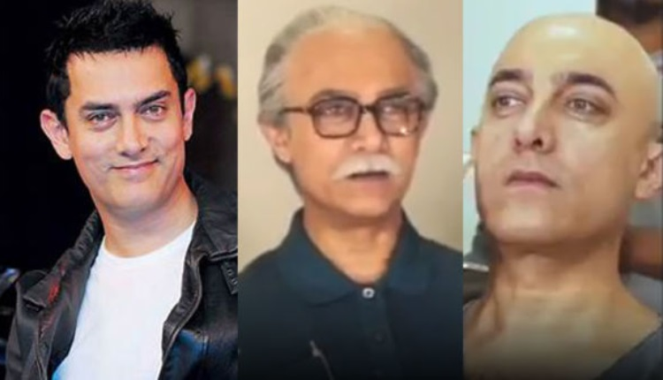 Watch Aamir Khan Transform Into An Old Man In This Viral Video