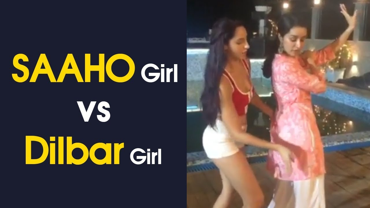 Shraddha Kapoor takes dancing lessons from Nora Fatehi amid wedding rumours. Watch video