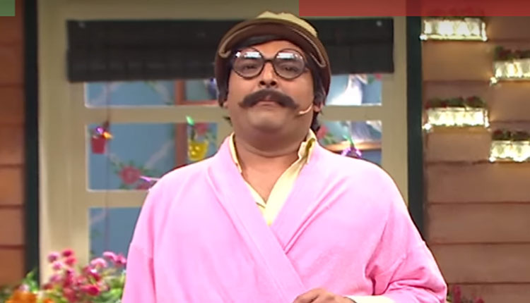 The Kapil Sharma Show: 'Arora Sahab' Gets Perfect Dig