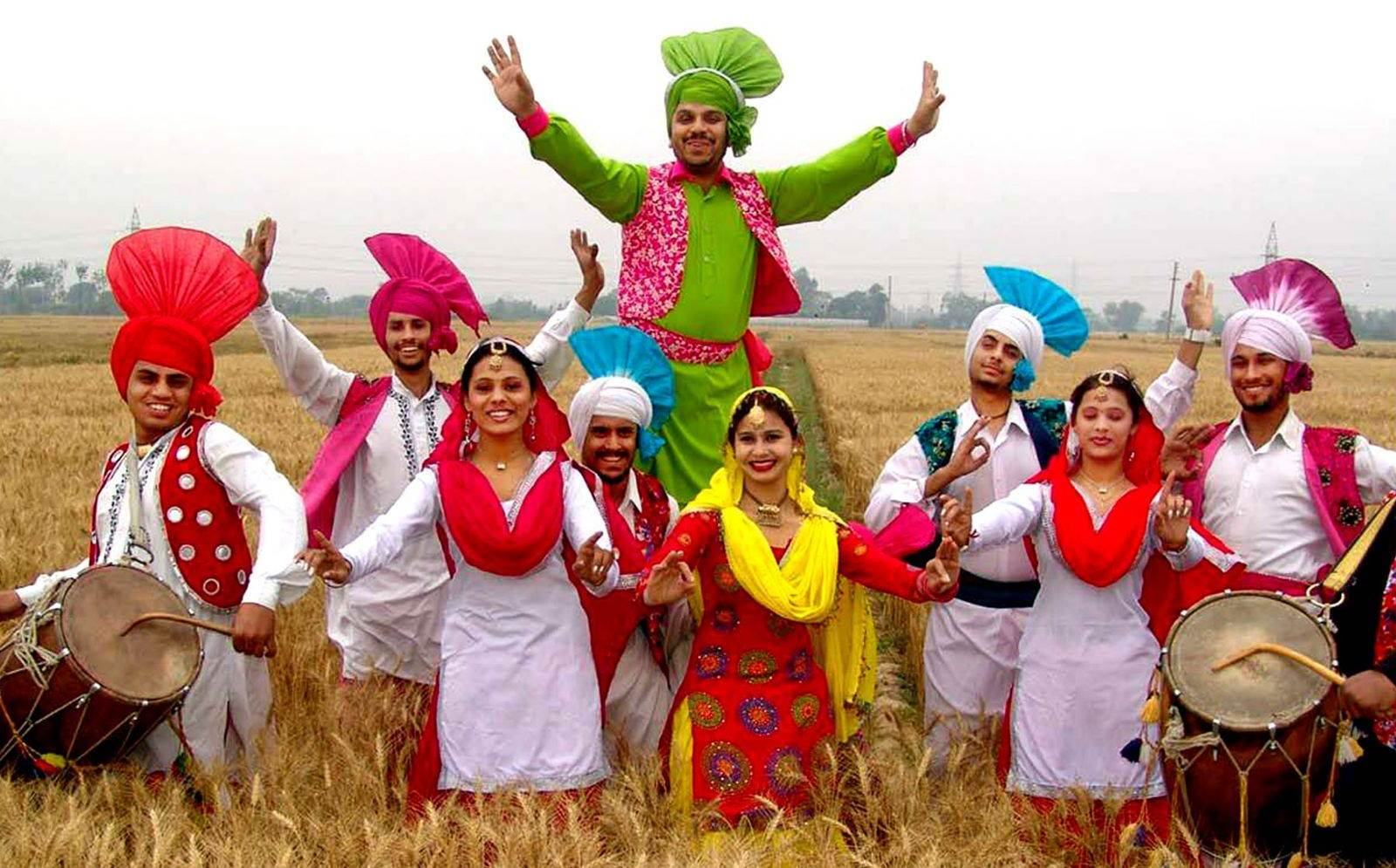 Who Are The Punjabi People?