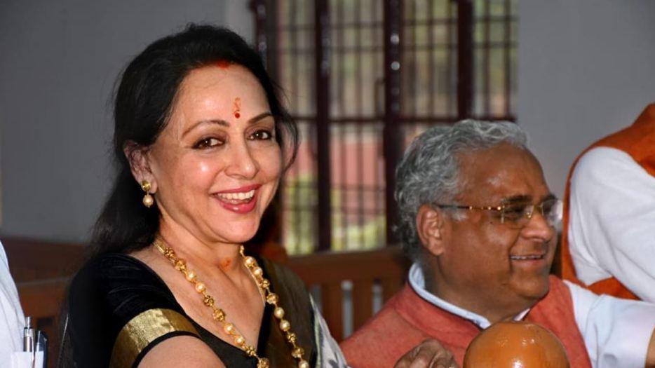 Hema Malini a billionaire, discloses her affidavit to poll panel