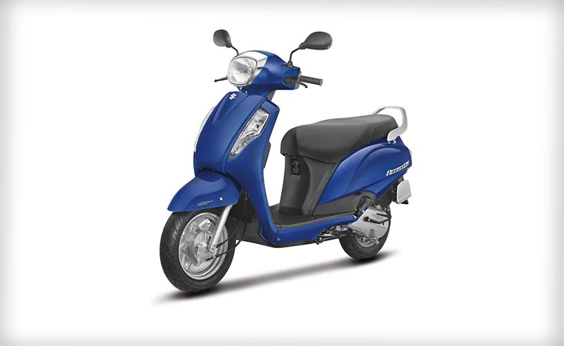 Suzuki Access 125 Drum Brake With CBS Launched; Priced At ₹ 56,667