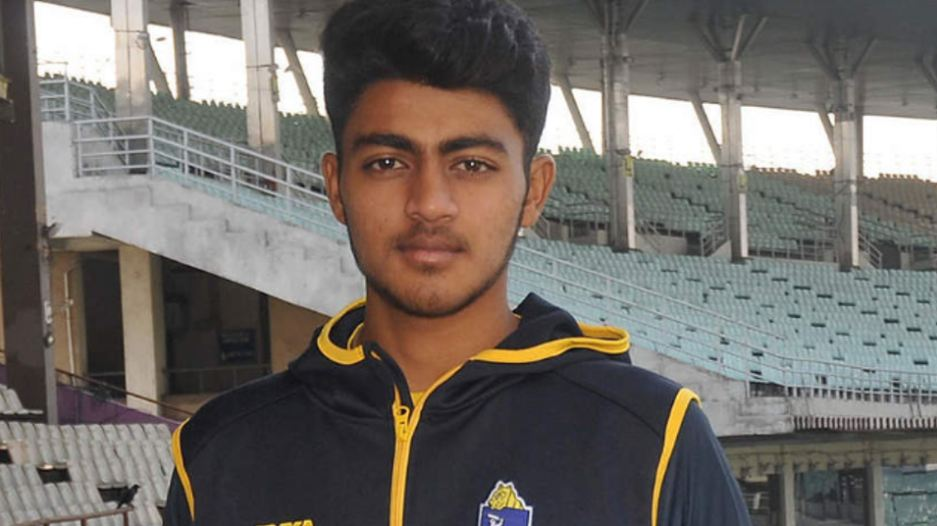 Youngest IPL debutant Prayas managing RCB and CBSE tests at same time