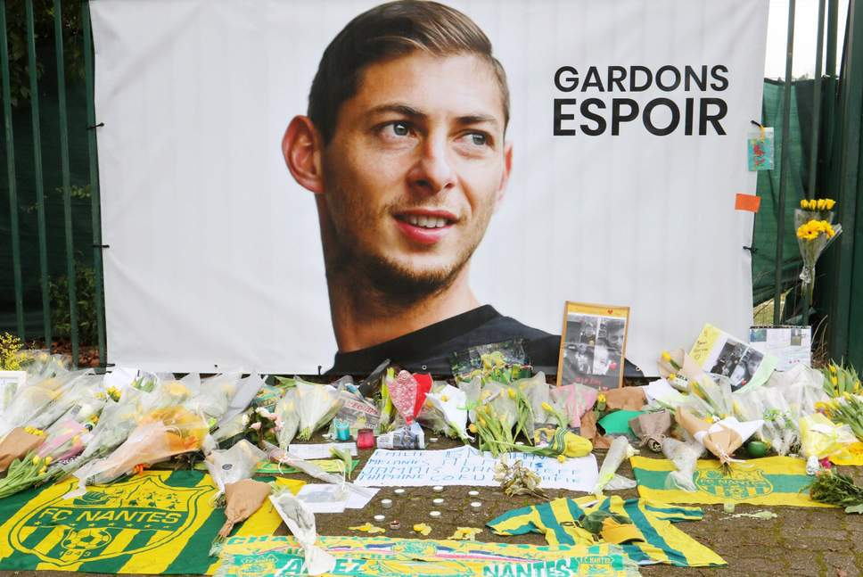 Pilot of fateful plane carrying footballer Sala wasn