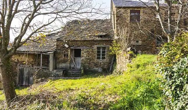 Abandoned Ghost Villages For Sale In Spain
