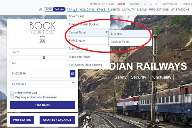 IRCTC Refund Rules 2019: 10 scenarios under which Indian Railways will reject your claim