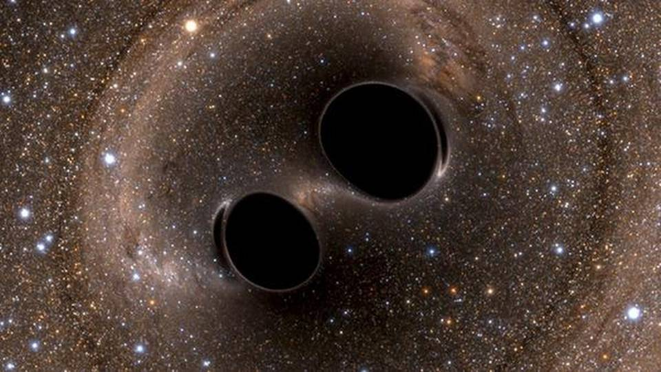 Study shows tiny black holes may not account for dark matter as stated by Stephen Hawking