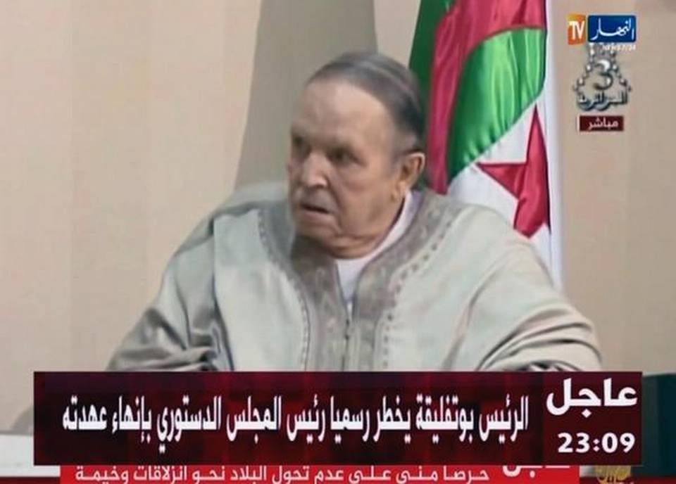 Who is Abdelaziz Bouteflika?