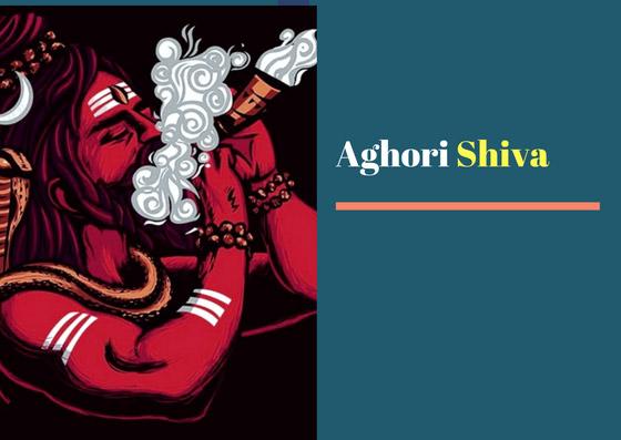 Aghori Shiva
