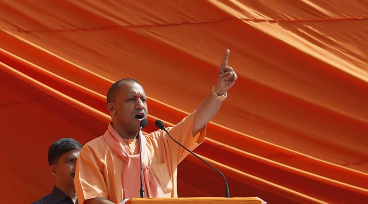 Muslim League approaches EC over Yogi Adityanath's 'virus' comment