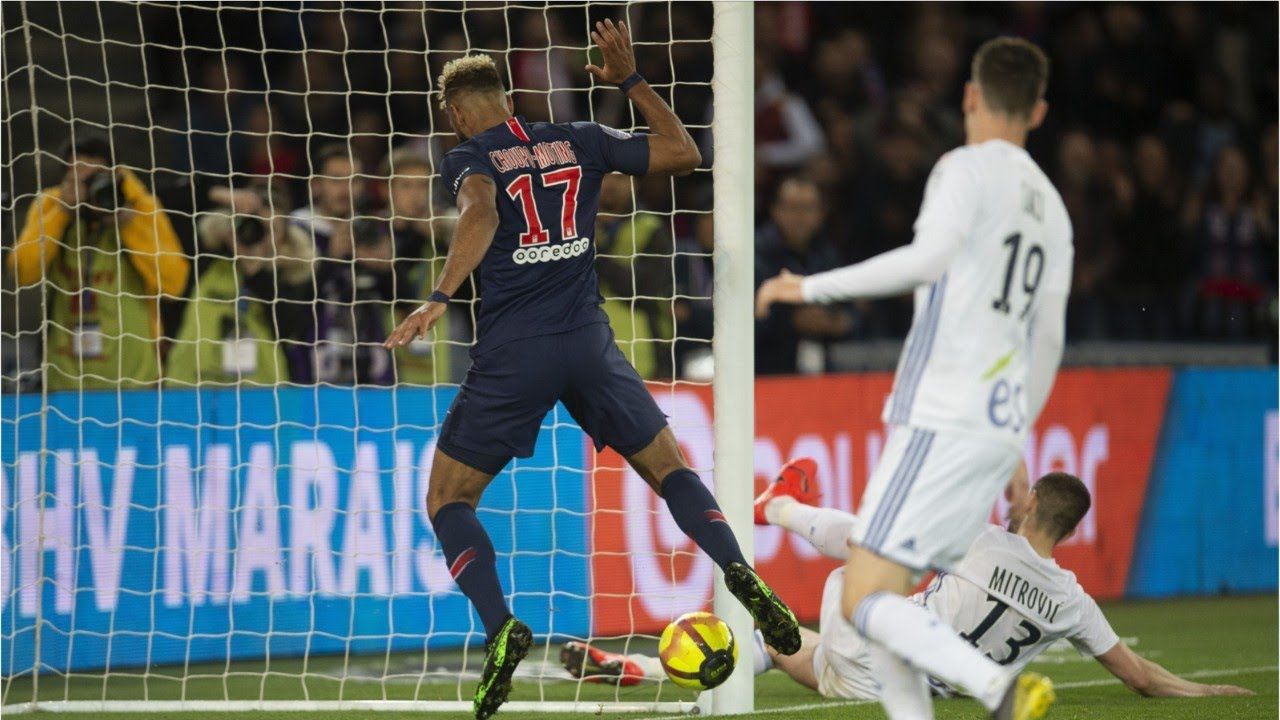 Watch: PSG Star Involved In Arguably The Worst Miss In History Of Football