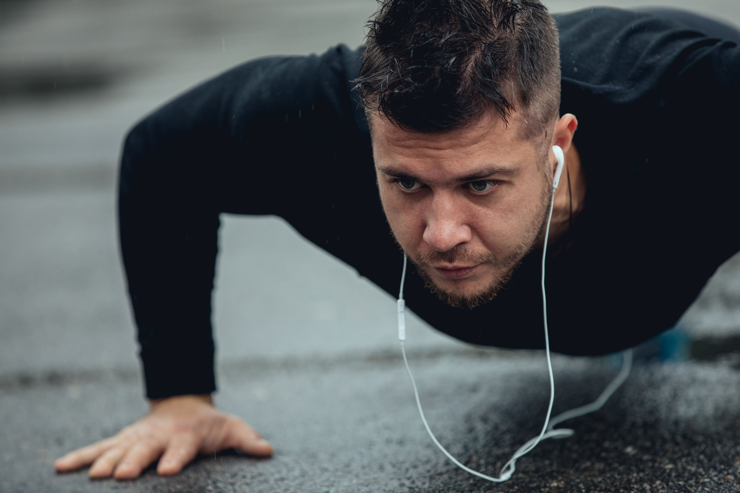 Men Who Can't Do 10 Push-Ups Are At Greater Risk Of Heart Disease, Say Scientists