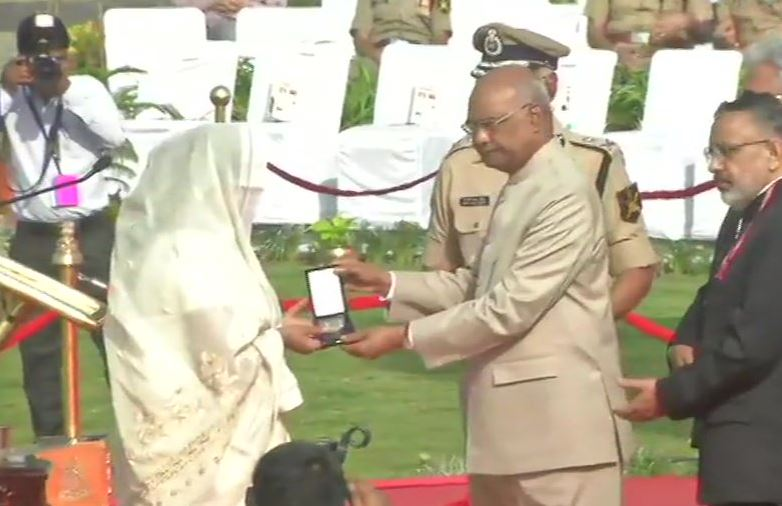 President Kovind launches